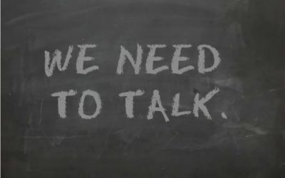We need to talk – the art of the difficult conversation