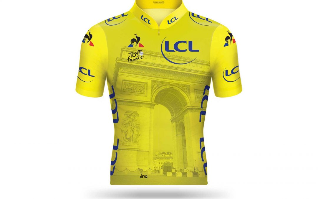 Yellow Jersey of the Tour de France